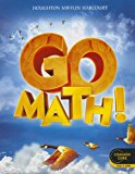 Image for Go Math!: Student Edition Grade 4 2012